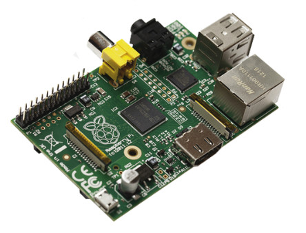 mini ordinateur Raspberry Pi