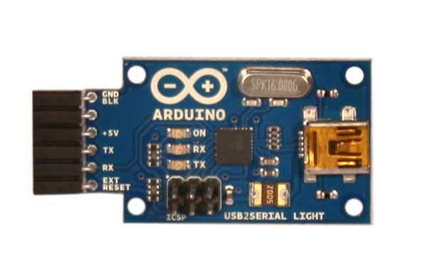 Usb serial light